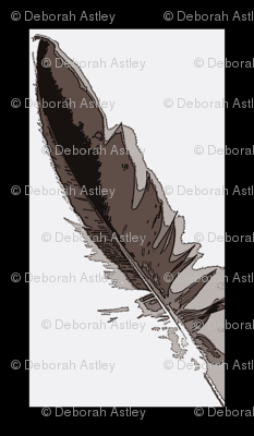 Portrait of a Feather