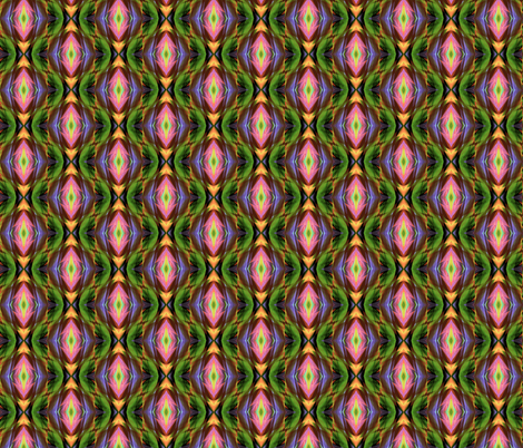 And So It Flows fabric by whimzwhirled on Spoonflower - custom fabric