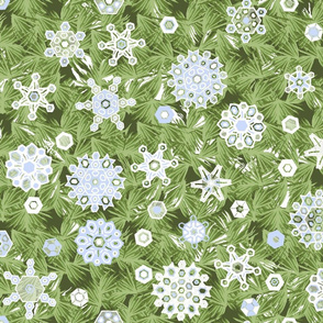 Snowflakes_and_pine_repeat_E_snow