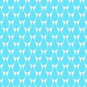 Rain (turquoise)