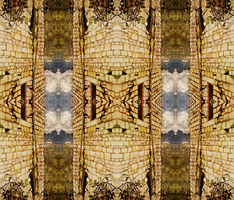 Gothic Guru fabric by whimzwhirled on Spoonflower - custom fabric