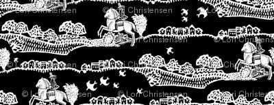 horseman black
