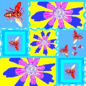 Rrbee_and_flower_collage_ed_ed_shop_thumb