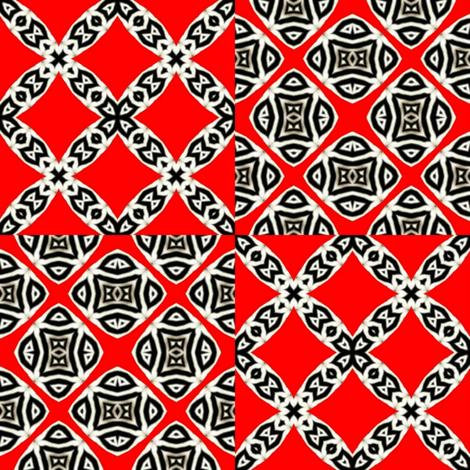 Zesty Zebra 26 fabric by dovetail_designs on Spoonflower - custom fabric