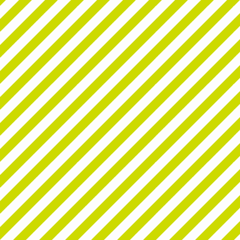 Diagonal Stripe Lime fabric by honey&fitz on Spoonflower - custom fabric