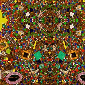 Memory Wall Mosaic
