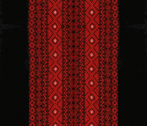 Tara Mara Weave fabric by whimzwhirled on Spoonflower - custom fabric