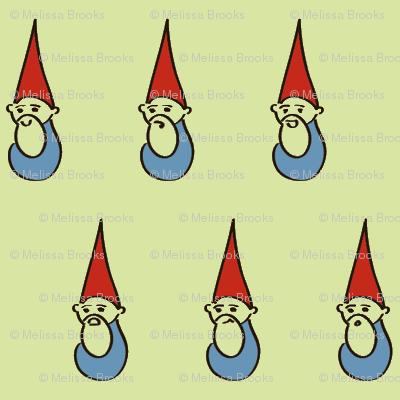 gnomes (green)