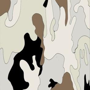 camouflage Beige