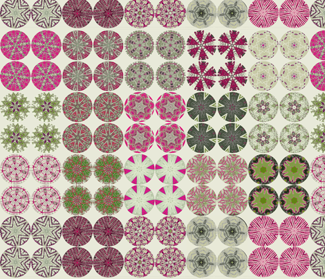 button-covers-peppermint fabric by wren_leyland on Spoonflower - custom fabric