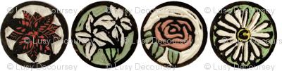linocut_flowers
