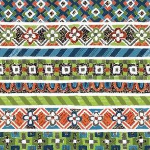 Paper mosaic N°2