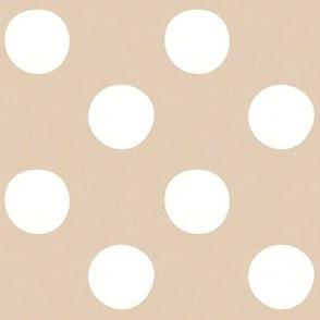 Midsummer Dots Beige