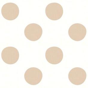 Midsummer Dots White