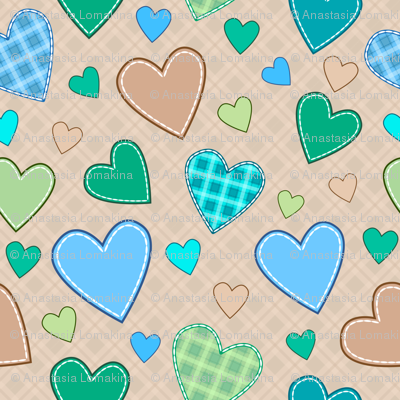 hearts_blue_green_illustration