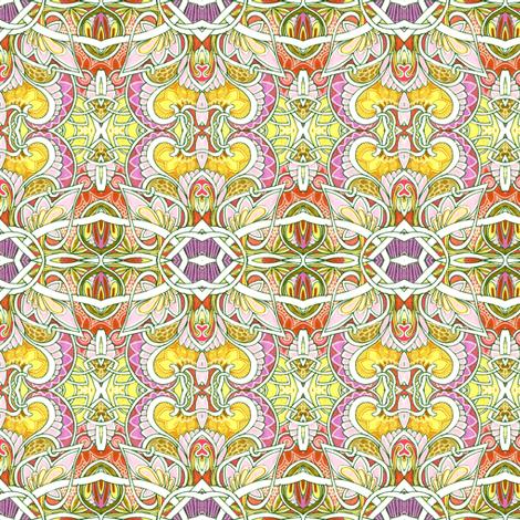 Where the Fairies Dance fabric by edsel2084 on Spoonflower - custom fabric