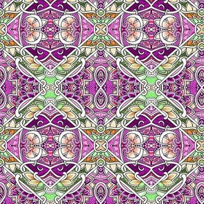 Infinity Lotus Tropical Blocks