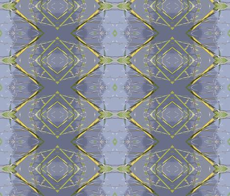 Rhythmic Atomic Bamboo fabric by susaninparis on Spoonflower - custom fabric