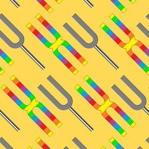 Chromosomes and Tuning Forks 1