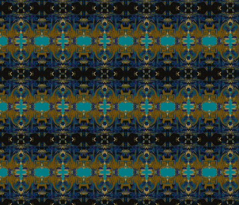 Steampunk fabric by stacystudios on Spoonflower - custom fabric