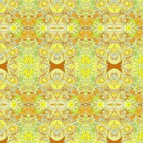 Sunshine Honeycomb