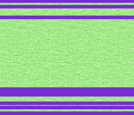 stripe3-FuzzyGreenBlue fabric by yewtree on Spoonflower - custom fabric