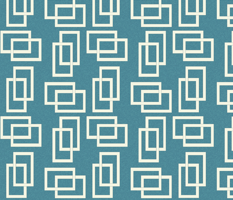 Swan abstract fabric by kirpa on Spoonflower - custom fabric
