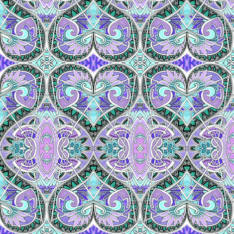 Winging It fabric by edsel2084 on Spoonflower - custom fabric