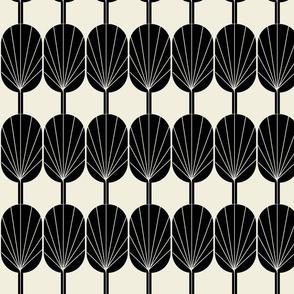 Fanpod black and champagne wallpaper-ch