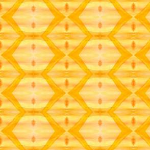 Tangerine Sunburst