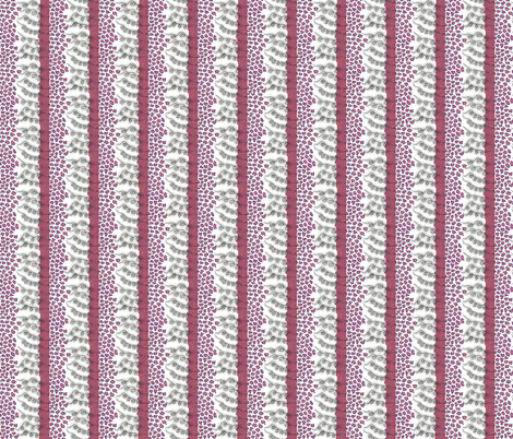 Meteor Shower Stripe fabric by alansatterlee on Spoonflower - custom fabric