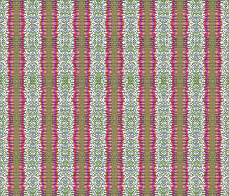 Ancient Forest Stripe fabric by alansatterlee on Spoonflower - custom fabric