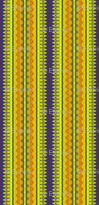 Exotic Marigold Stripe RR