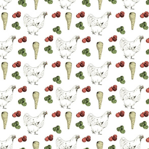 christmas_dinner_pattern_colour