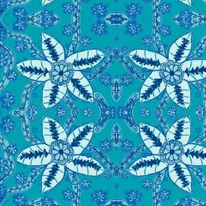 Fantasy blue