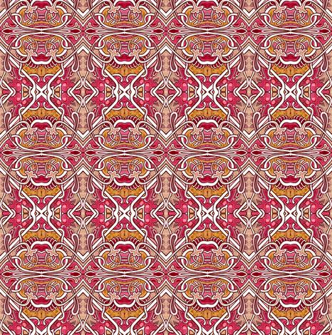 Retro Craftsman Era Diagonal patch or tile fabric by edsel2084 on Spoonflower - custom fabric