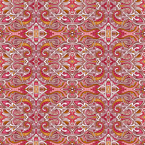 The Warm Sticky Air of July fabric by edsel2084 on Spoonflower - custom fabric