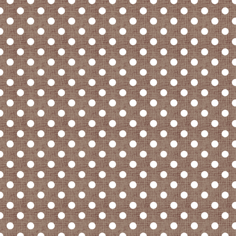 Vintage Country Polka Dots fabric by kristopherk on Spoonflower - custom fabric