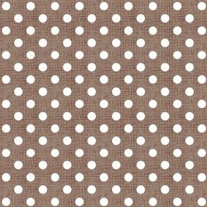 Vintage Country Polka Dots