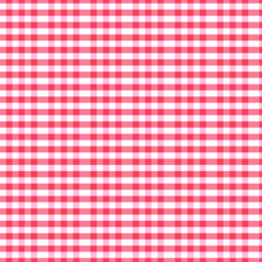STRAWBERRY GINGHAM