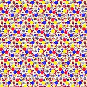 Polka Dot Beetles