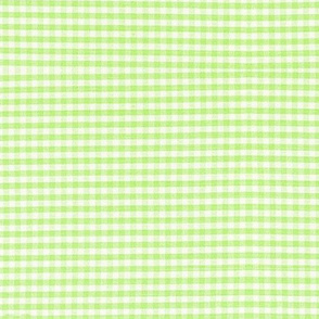 SOUR APPLE GINGHAM