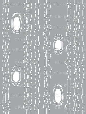 Modern Woodgrain Grey