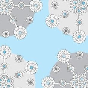 SNOWFLAKE CIRCLES