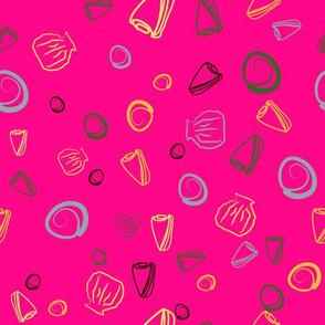 Shells Basic - Pink