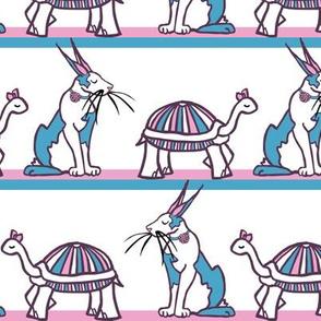 the Tortoise & the Hare Stripe