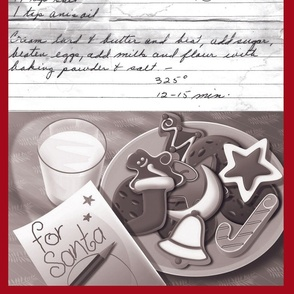 Grandma's Christmas Cookie Recipe