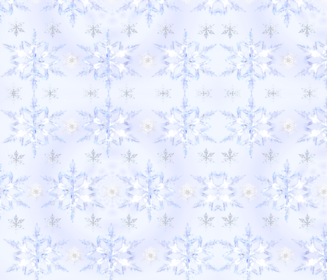 Blizzard_batik fabric by jeritheartist on Spoonflower - custom fabric