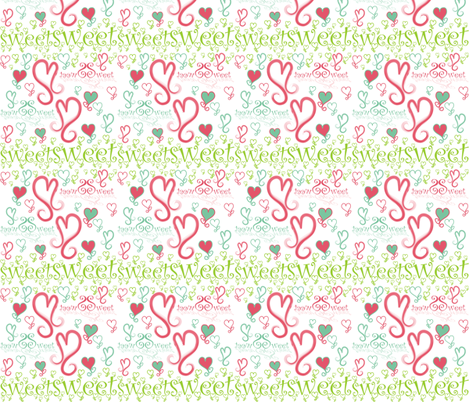 Too_Sweet fabric by tat1 on Spoonflower - custom fabric
