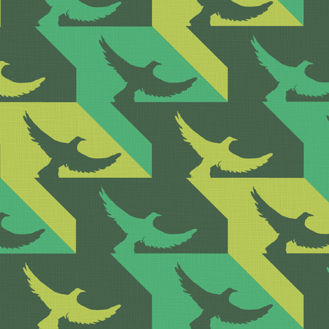 hounds_tooth6 fabric by sary on Spoonflower - custom fabric